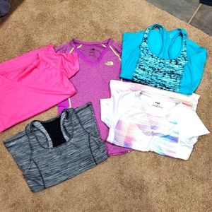 Lot of Size Small Women's Workout Tops